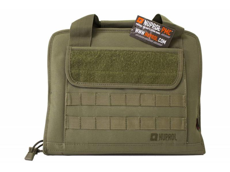 Nuprol PMC Deluxe Pistol Bag OD