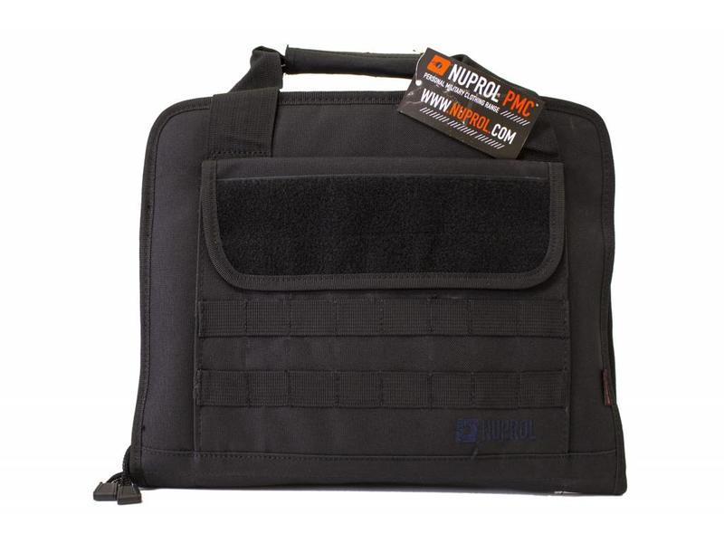 Nuprol PMC Deluxe Pistol Bag Zwart