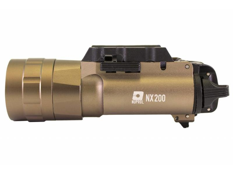 Nuprol NX200 Pistol Torch - Tan