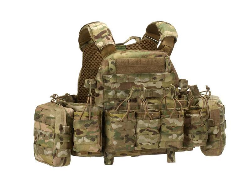 Warrior DCS G36 Config