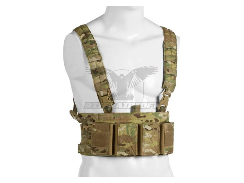 Warrior Low Profile Chest Rig