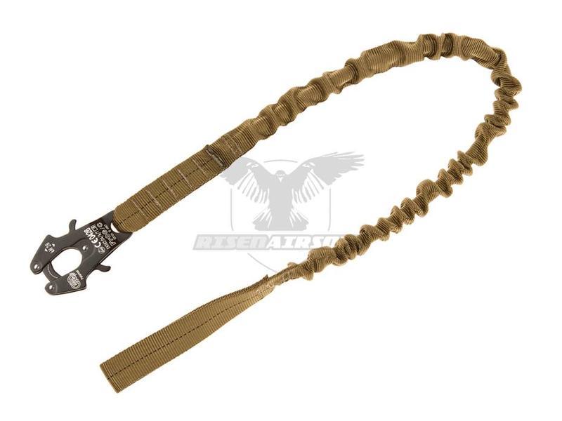 Warrior Personal Retention Lanyard Coyote