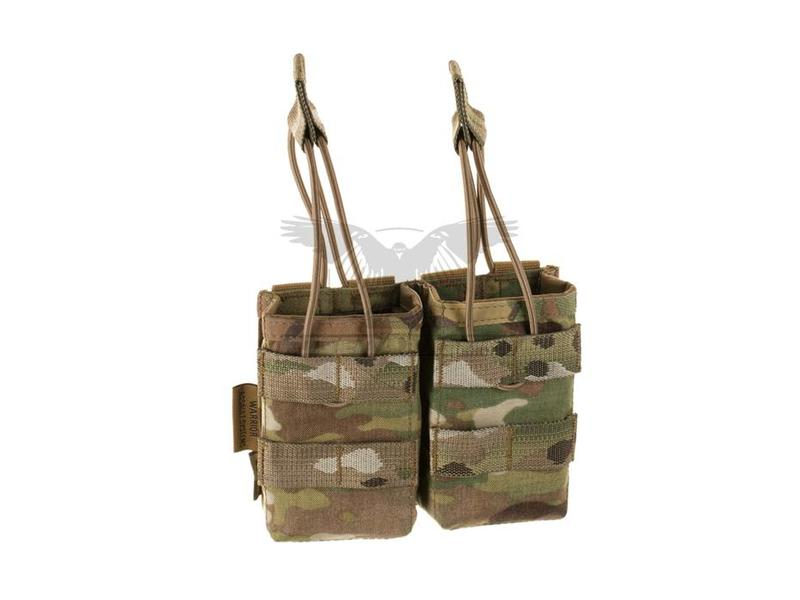 Warrior Double Open Mag Pouch AK 7.62mm