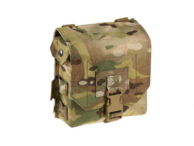 Warrior 100 Rd 7.62 Box / 200 Rd 5.56 SAW / M249 Drum