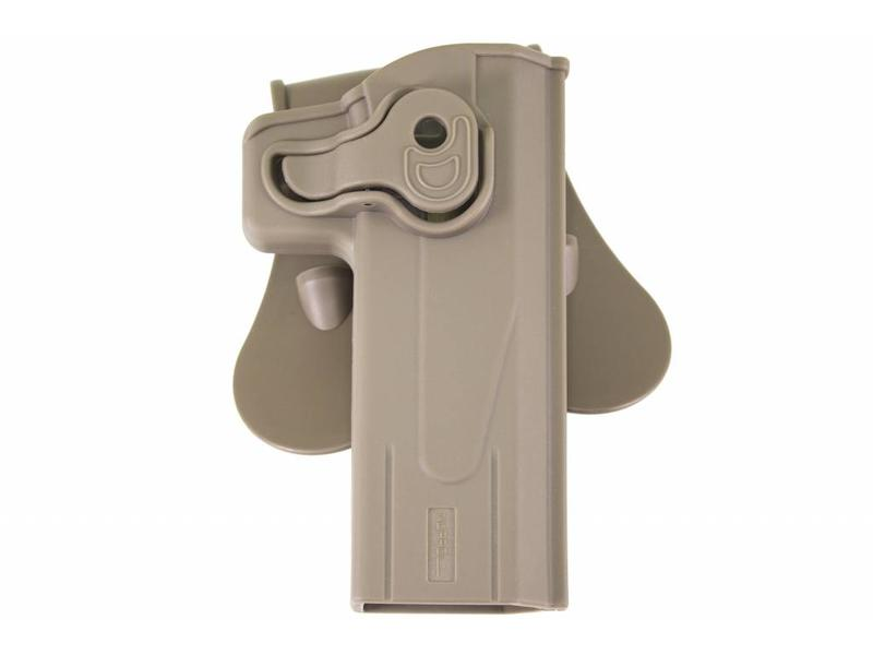 Nuprol Hi-capa Series Holsters Tan
