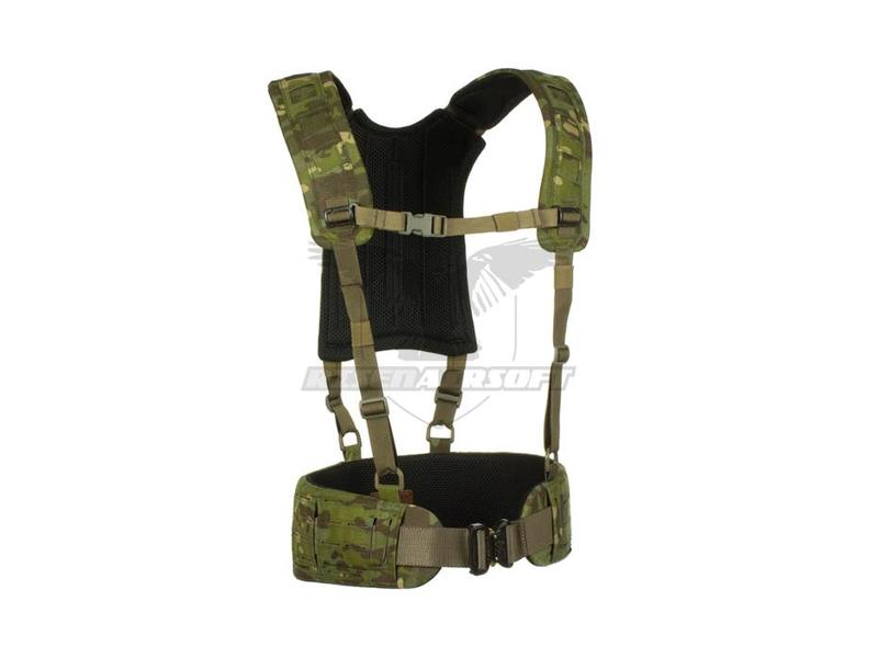 Templar's Gear 4-Point H-Harness Multicam Tropic
