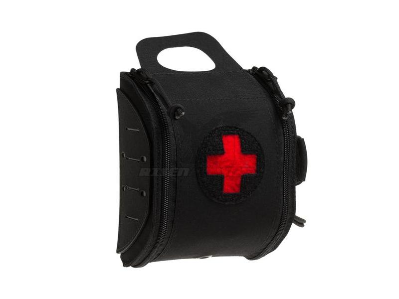 Templar's Gear Silent First Aid Pouch Black