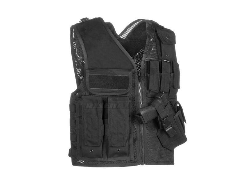Invader Gear MK.II Crossdraw Vest Black