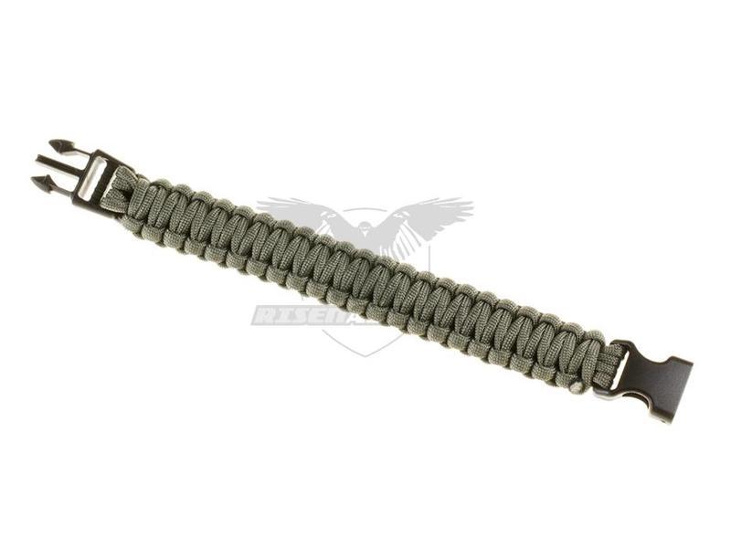 Invader Gear Paracord Bracelet Grey