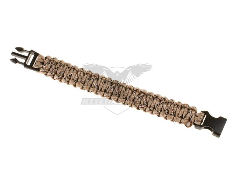 Invader Gear Paracord Bracelet Desert Camo