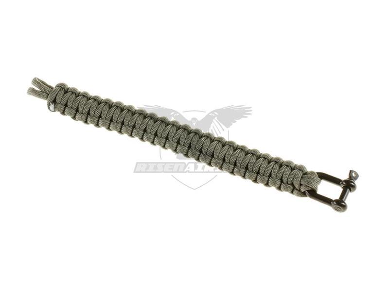 Invader Gear Shackle Bracelet Grey