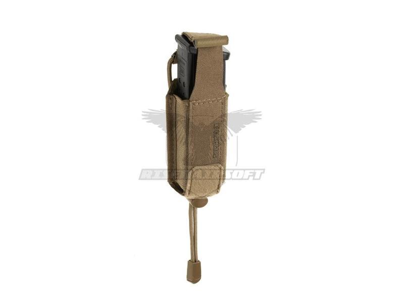 Claw Gear 9mm Backward Flap Mag Pouch Coyote
