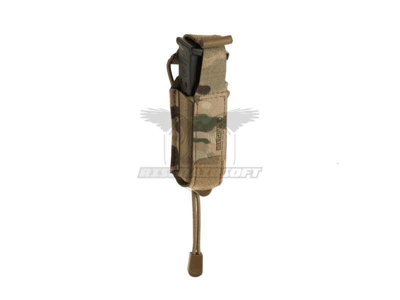 Claw Gear 9mm Backward Flap Mag Pouch Multicam