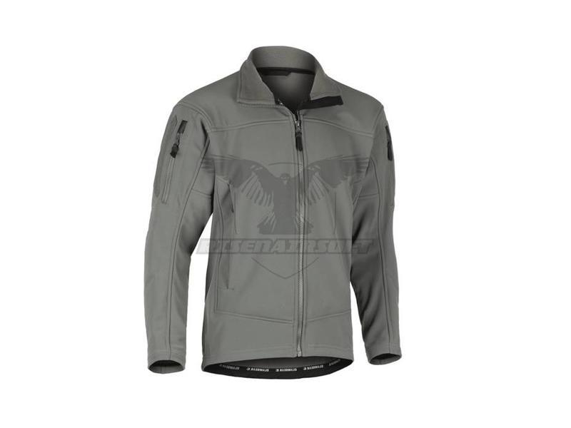 Claw Gear Audax Softshell Jacket Solid Rock