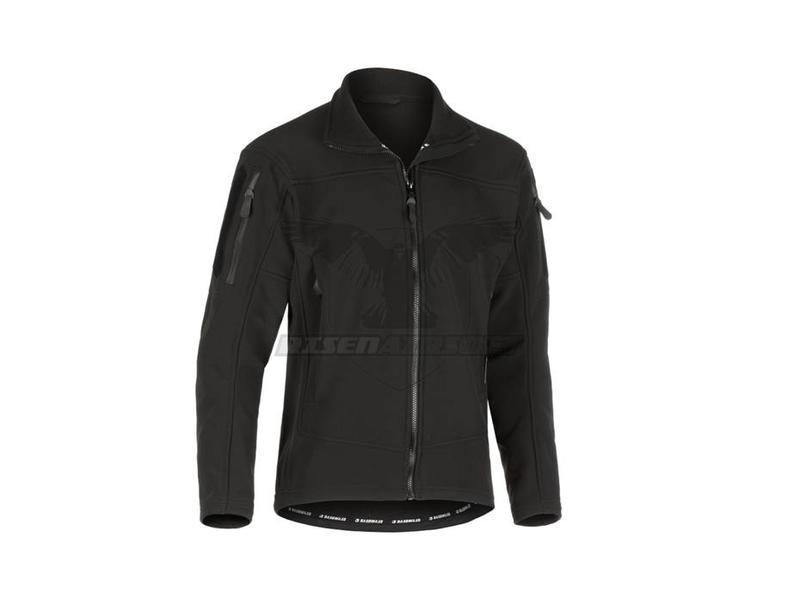 Claw Gear Audax Softshell Jacket Black