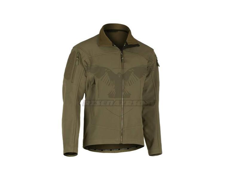 Claw Gear Audax Softshell Jacket RAL7013