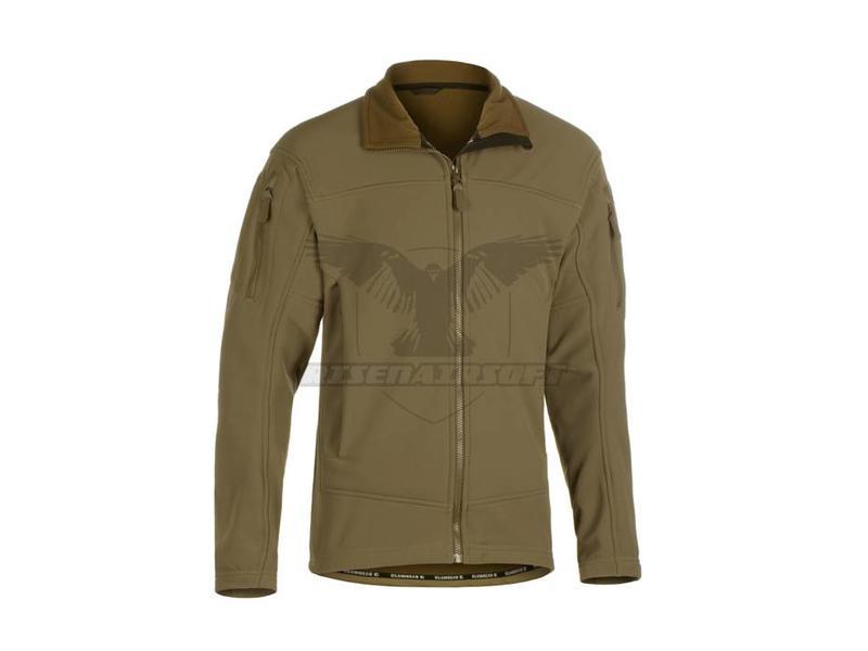 Claw Gear Audax Softshell Jacket Swamp