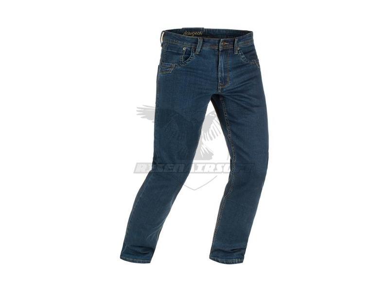 Claw Gear Blue Demin Tactical Flex Jeans Sapphire