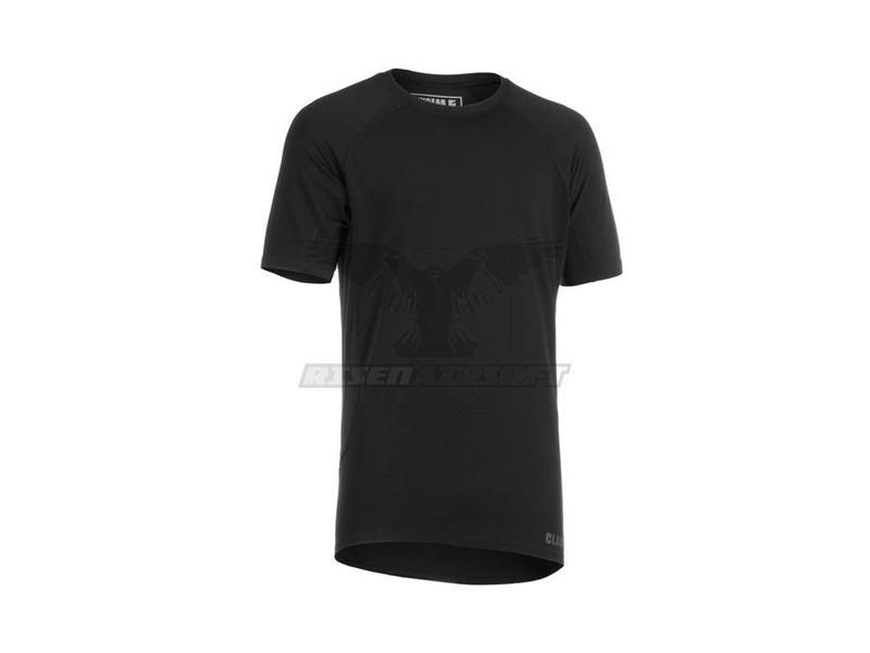 Claw Gear FR Balaclava Shirt Short Sleeve Black