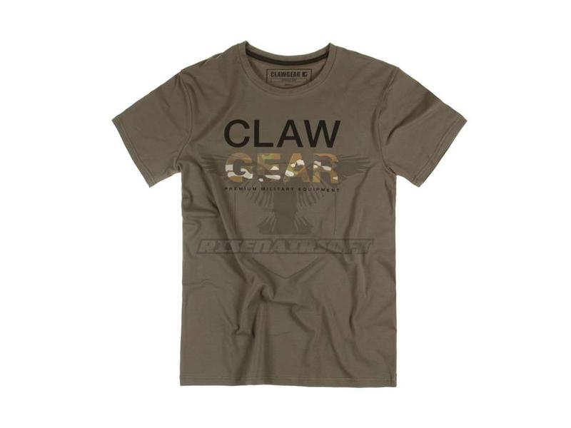 Claw Gear MC Tee RAL7013