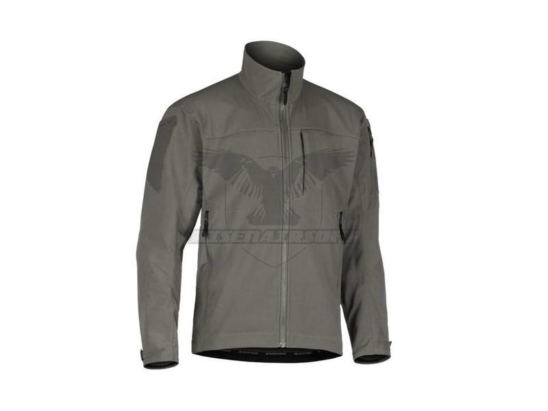 Claw Gear Rapax Softshell Jacket Solid Rock