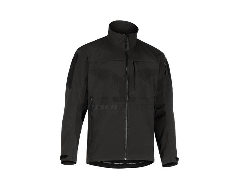 Claw Gear Rapax Softshell Jacket Black