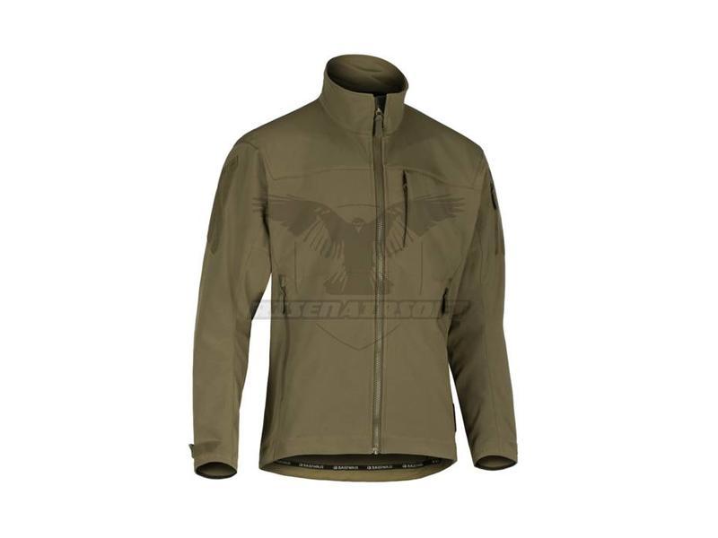 Claw Gear Rapax Softshell Jacket RAL7013