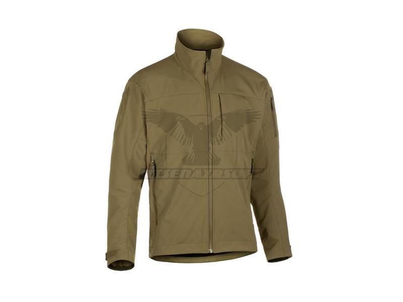 Claw Gear Rapax Softshell Jacket Swamp