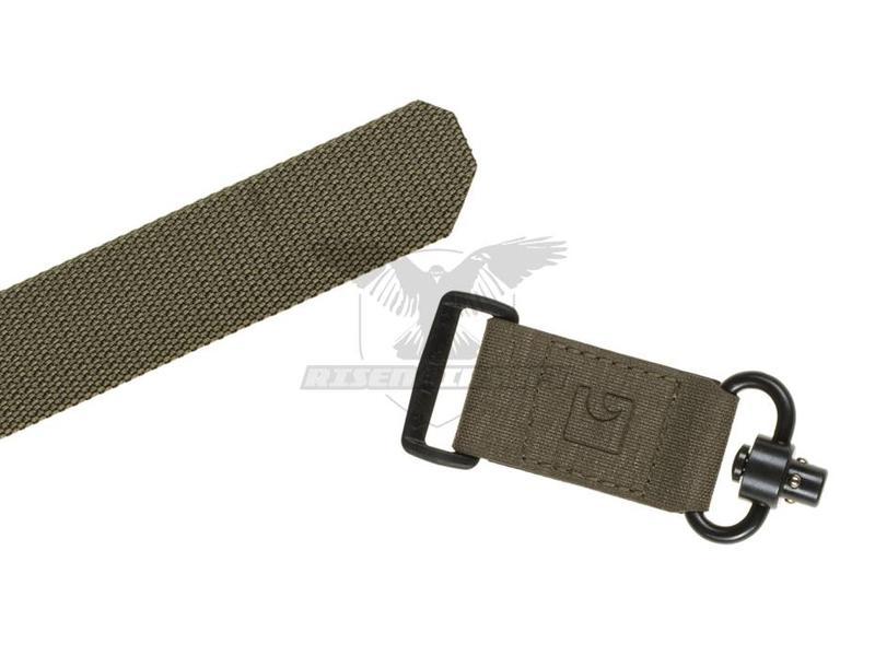 Claw Gear Rear End Kit QD Swivel RAL7013