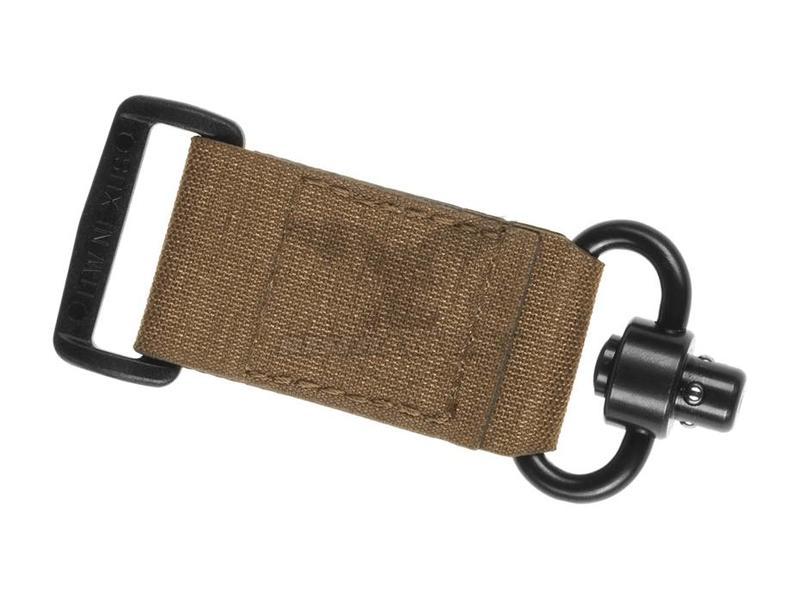 Claw Gear Rear End Kit QD Swivel Coyote
