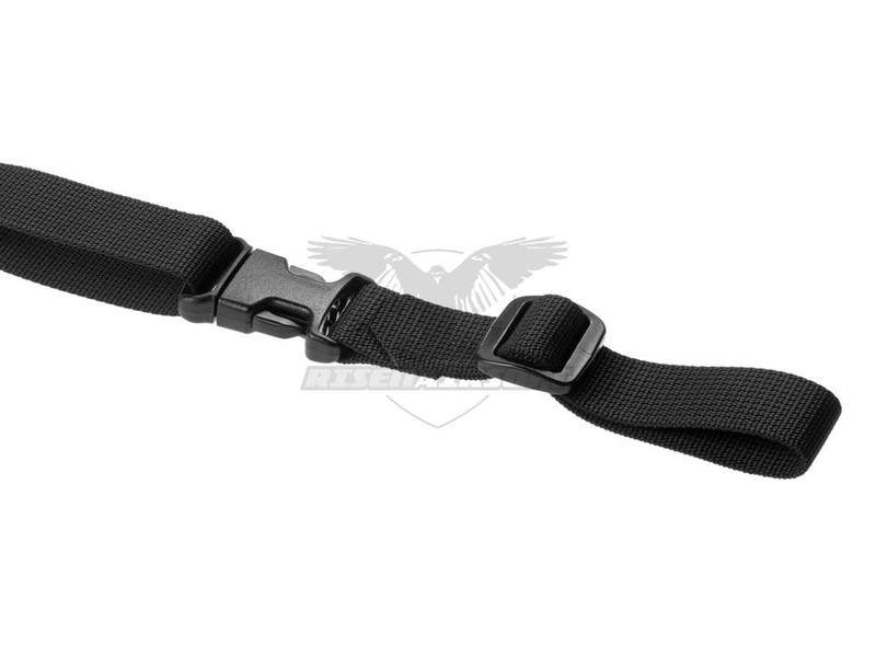 Claw Gear QA Two Point Sling Loop Black