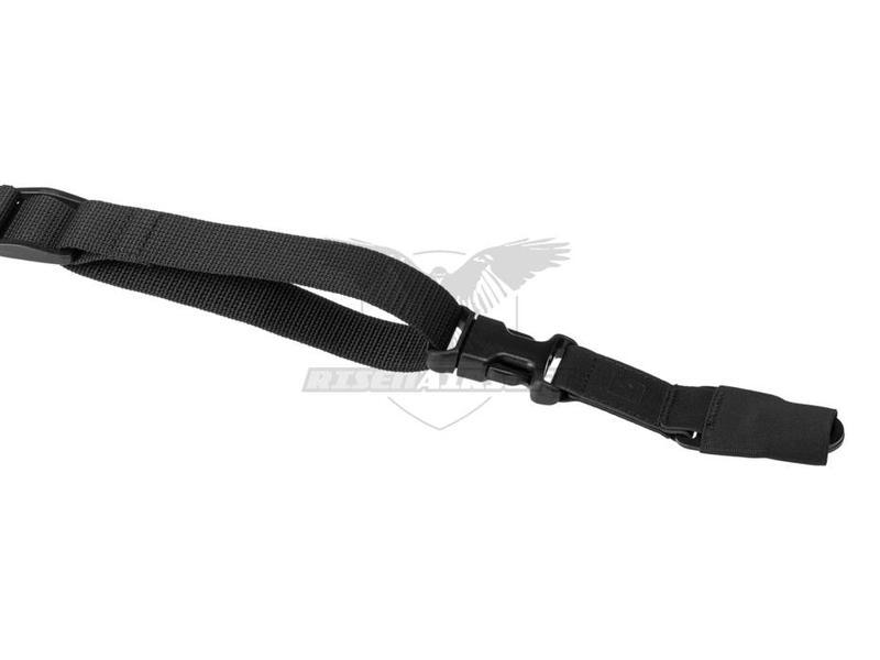 Claw Gear QA Two Point Sling Mash Hook Black
