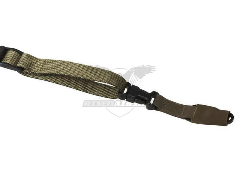 Claw Gear QA Two Point Sling Mash Hook RAL7013