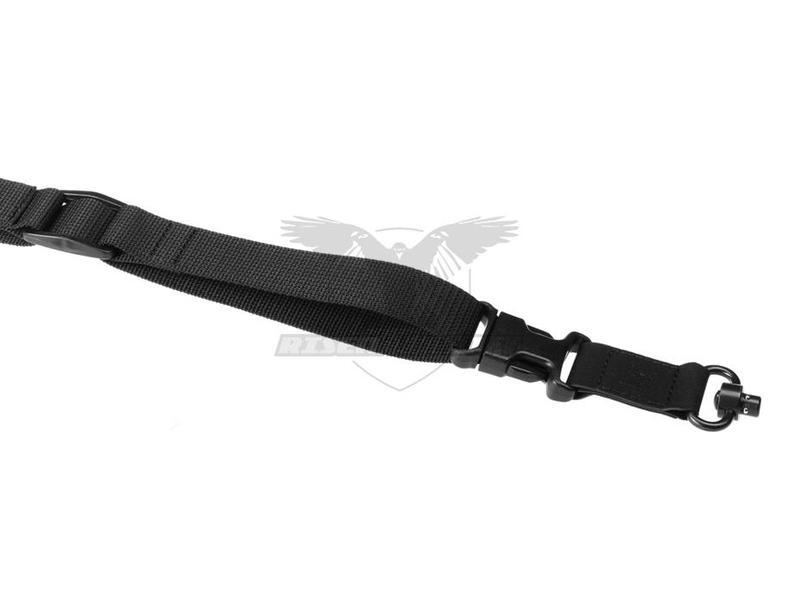 Claw Gear QA Two Point Sling QD Swivel Black