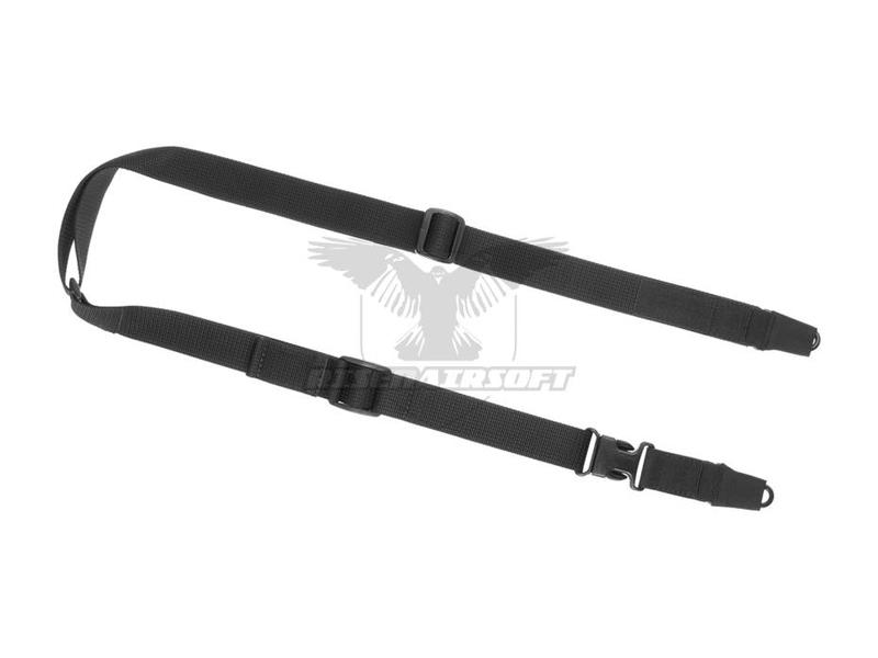 Claw Gear QA Two Point Sling Snap Hook Black