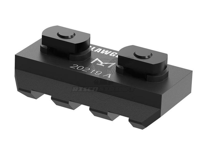 Claw Gear M-Lok 3 Slot Rail