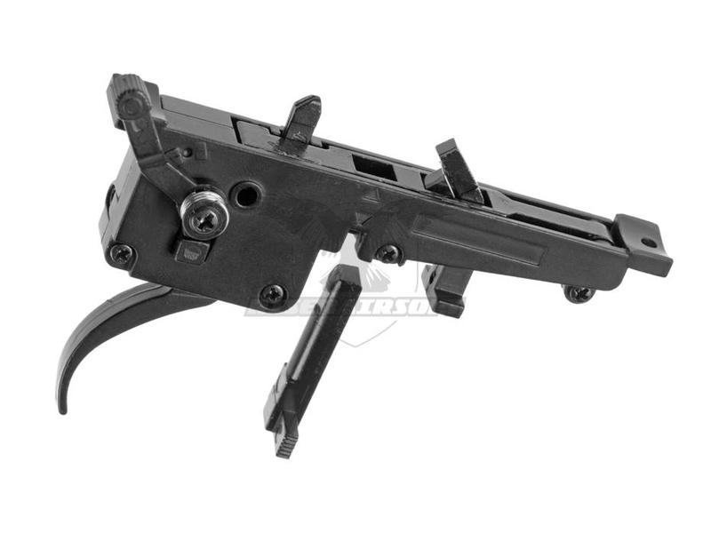 Well SR-1 Metal Trigger Box
