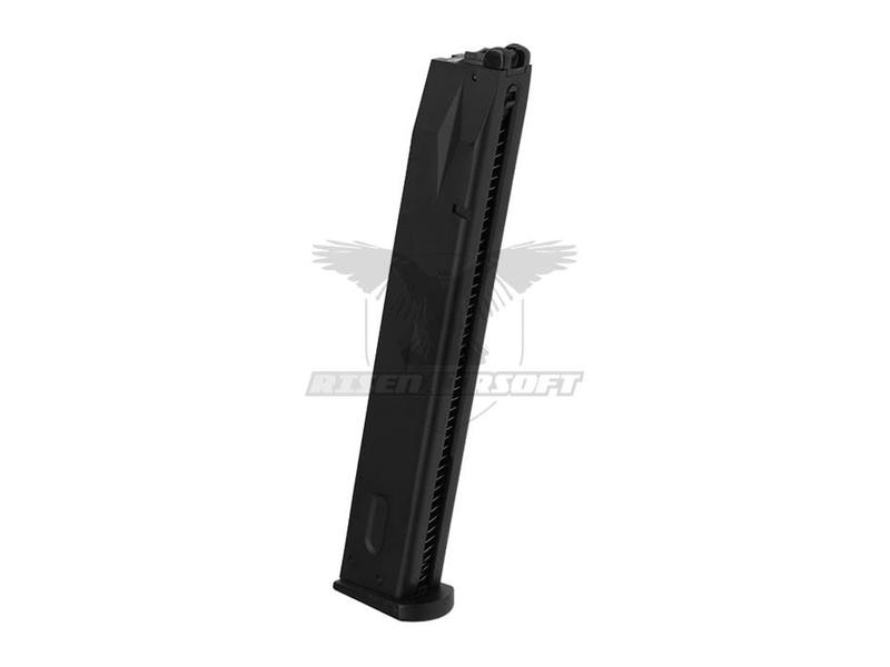 WE Magazine M9 GBB Extended Capacity 50rds
