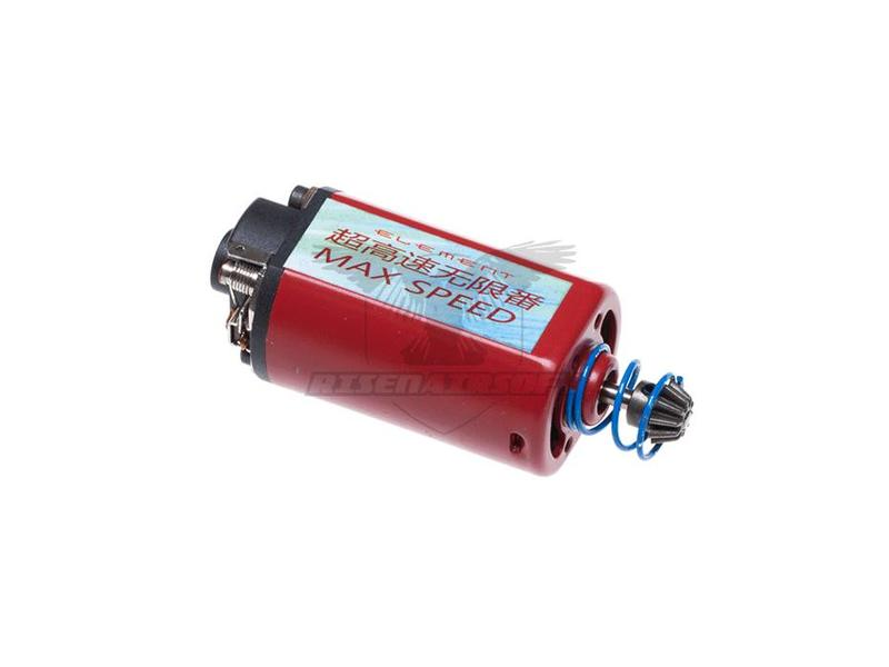 Element Max Speed Motor Short Type