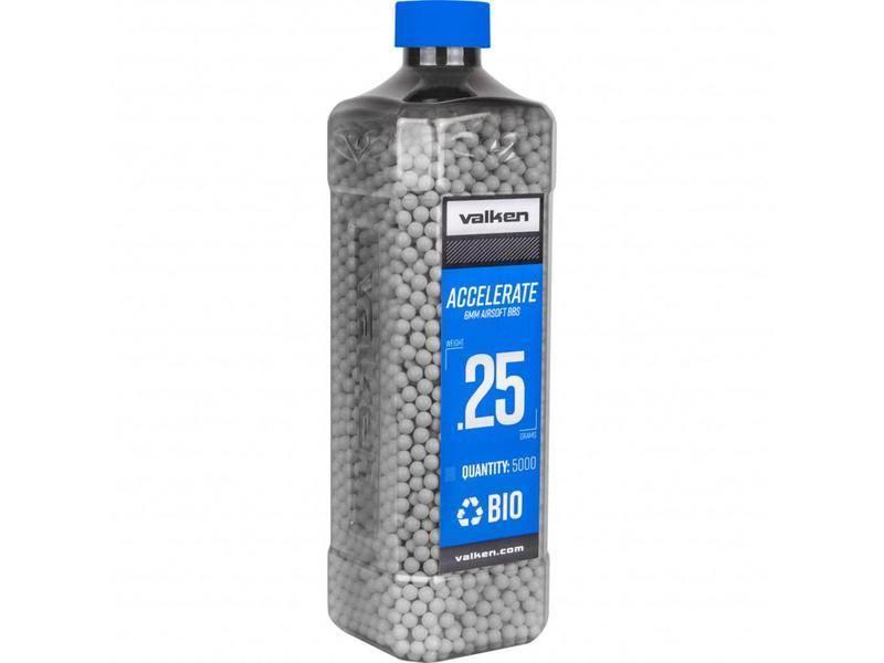 Valken .25 Bio BB's 2500rds