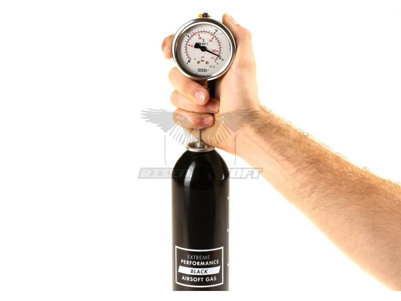 Nimrod Extreme Performance Black Gas 500ml