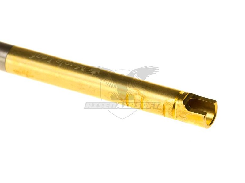 Maple Leaf 6.04 Crazy Jet Barrel for GBB Pistol 80mm