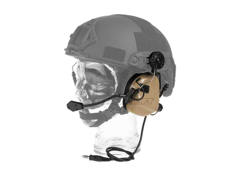 Earmor M32H Tactical Communication Hearing Protector FAST