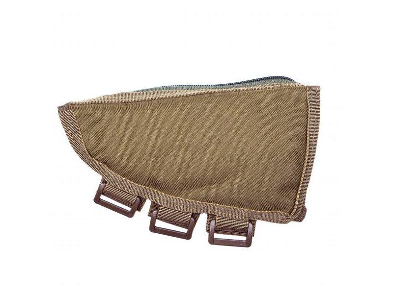 Novritsch Rifle Stock Ammo Pouch Tan