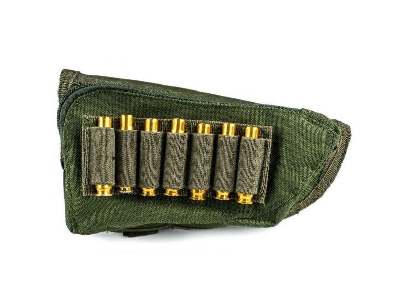 Novritsch Rifle Stock Ammo Pouch OD