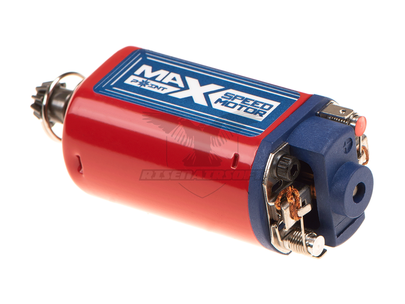 Point Max Speed Motor Short Type