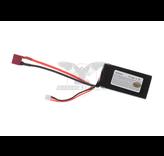 Nimrod Lipo 7.4V 1000mAh 65C Graphene PEQ Type T-Plug