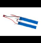 Nimrod Lipo 7.4V 1300mAh 25C Twin Type T-Plug