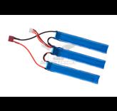 Nimrod Lipo 11.1V 1300mAh 25C Split Type T-Plug
