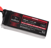 Nimrod Lipo 11.1V 1500mAh 65C Graphene Mini Type